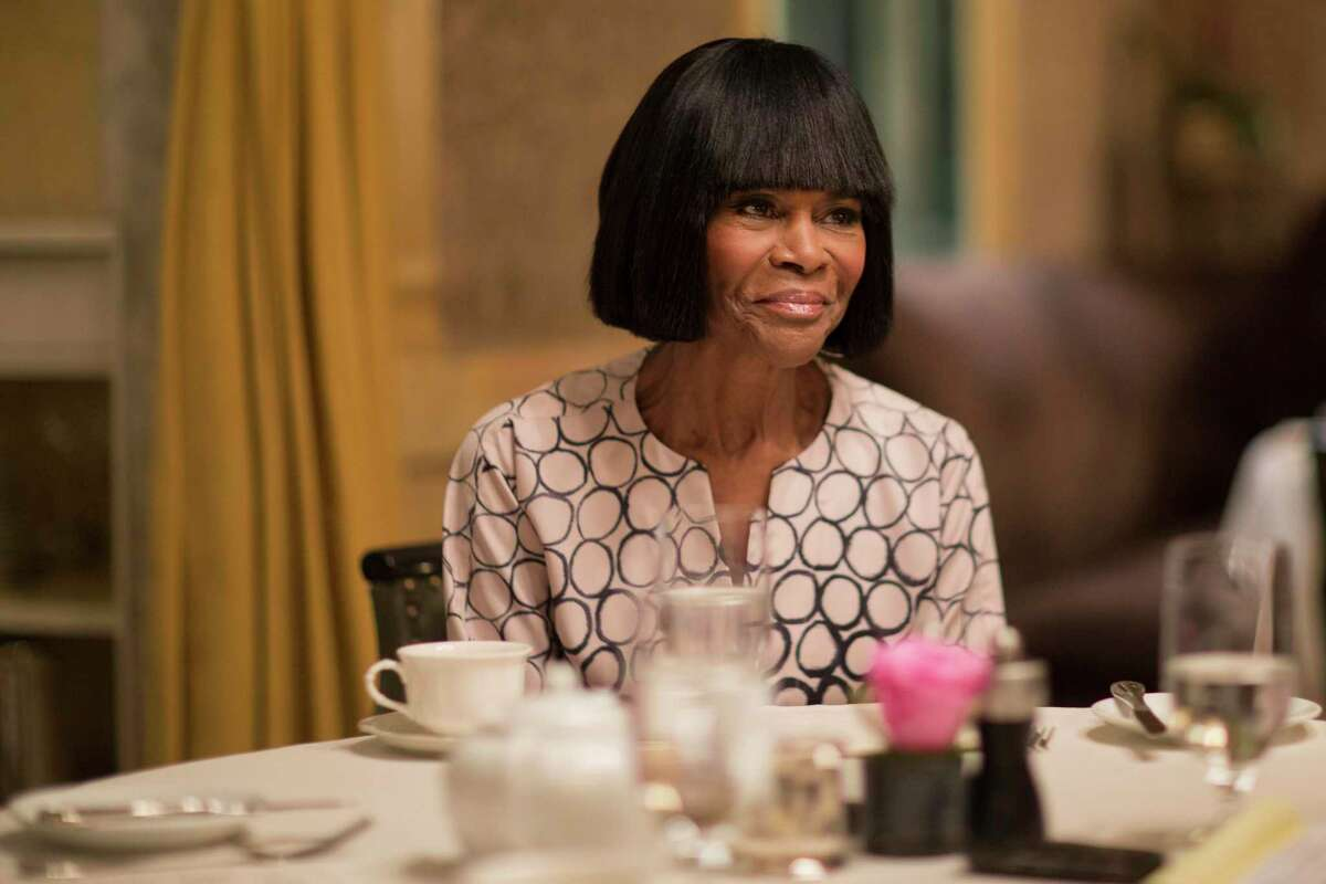 Cicely Tyson lunches with Kerry Washington in New York, Sept. 8, 2013. Tyson, whose vivid portrayals of strong Black women shattered racial stereotypes in the 1970s, propelling her to stardom and fame as an exemplar for civil rights, died on Jan. 28, 2021. She was 96.