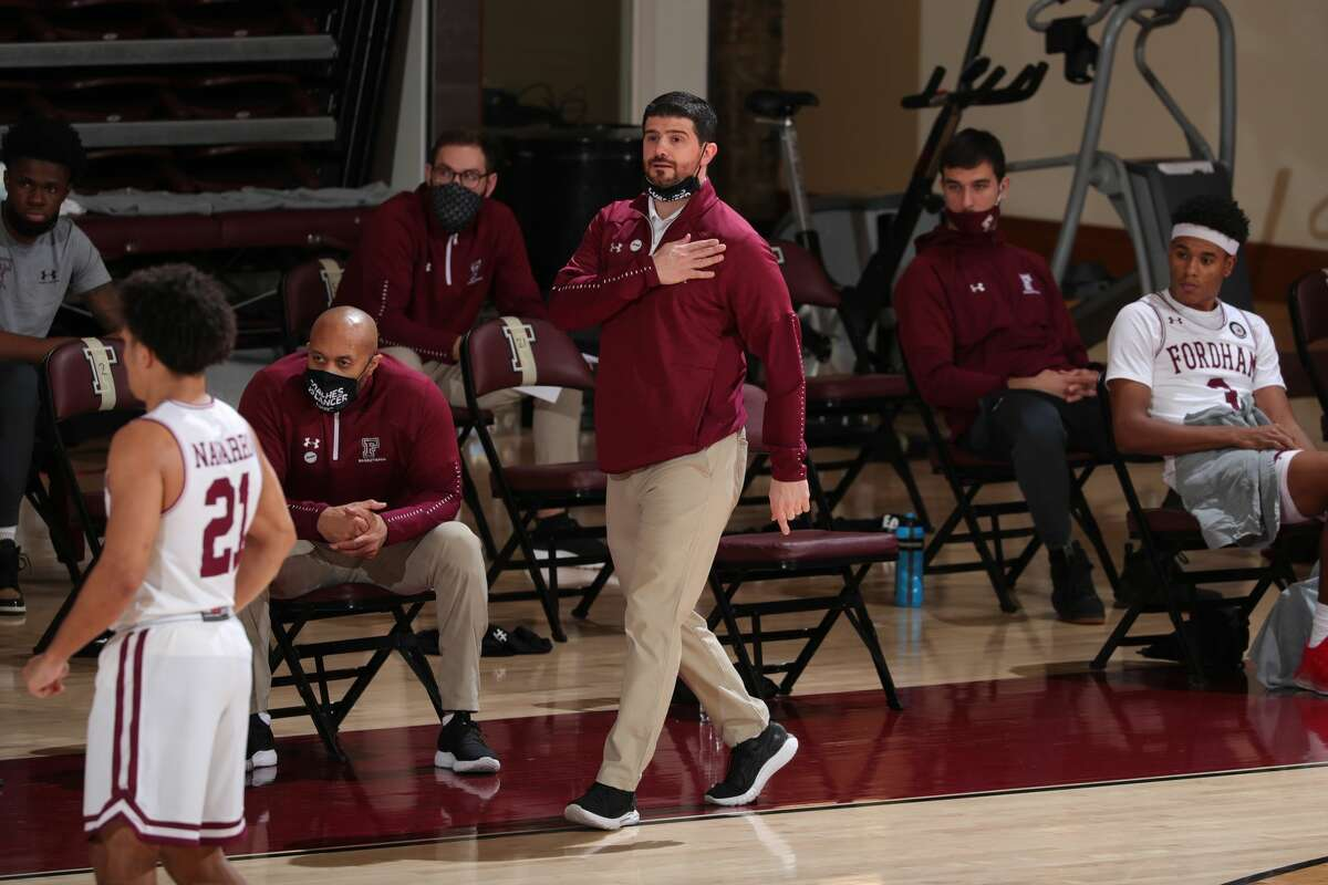 College of Saint Rose graduate Mike DePaoli is calling the shots for the Rams now as head coach.