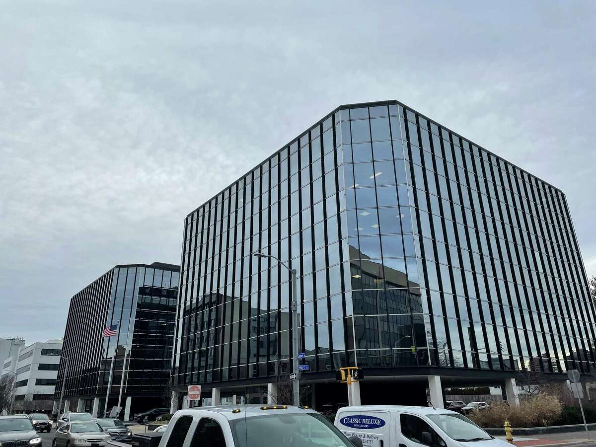 The two-building office complex at 1111-1177 Summer St., in Stamford, Conn., has sold for $8.5 million, according to property-transfer records received by the Stamford Town Clerk's Office.