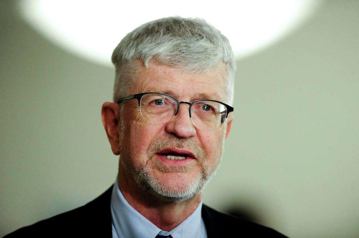 Dr. Sten Vermund of Yale School of Medicine