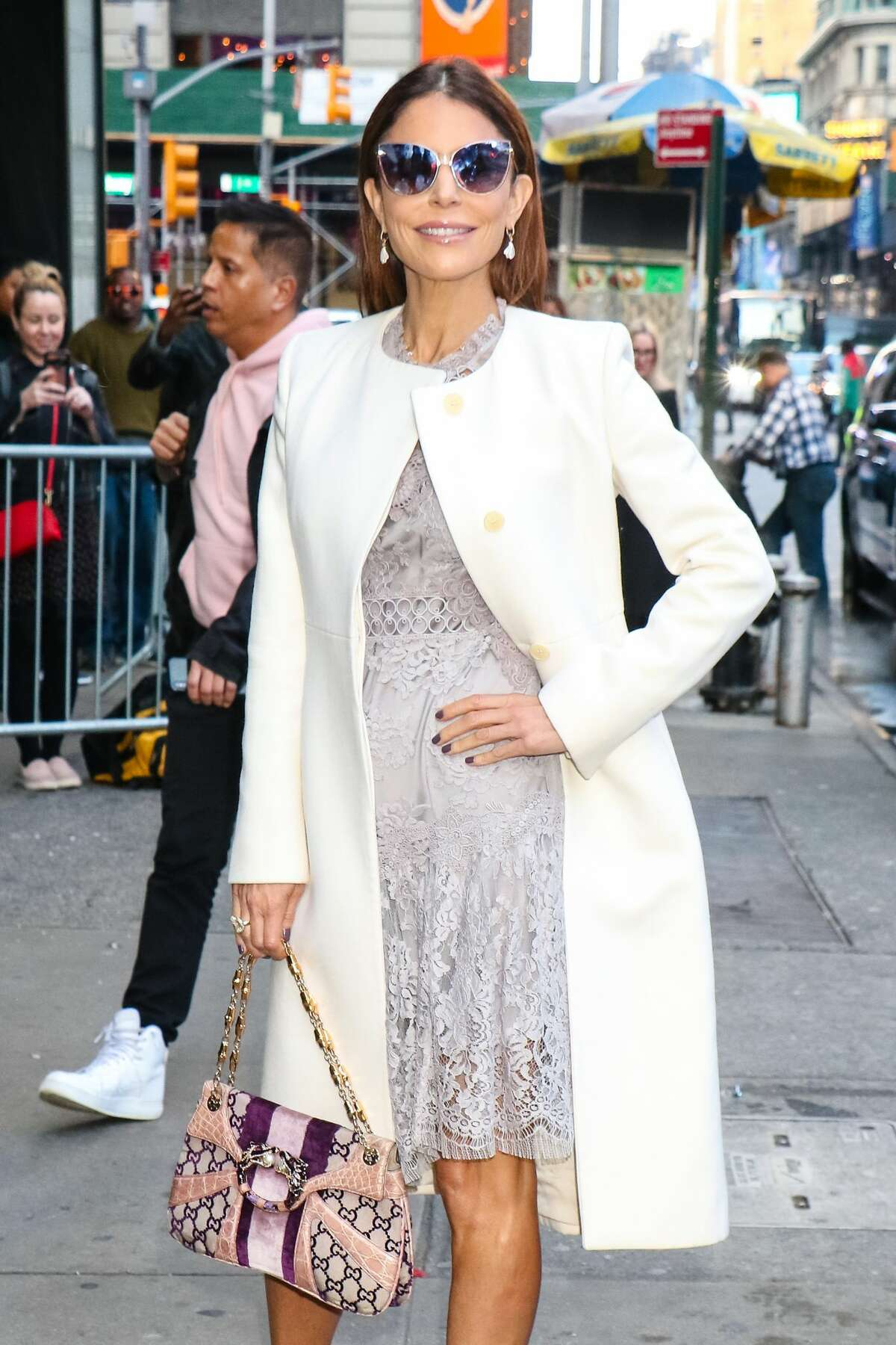 NEW YORK, NY - NOVEMBER 11: Bethenny Frankel is seen on November 11, 2019 in New York City. (Photo by MediaPunch/Bauer-Griffin/GC Images)