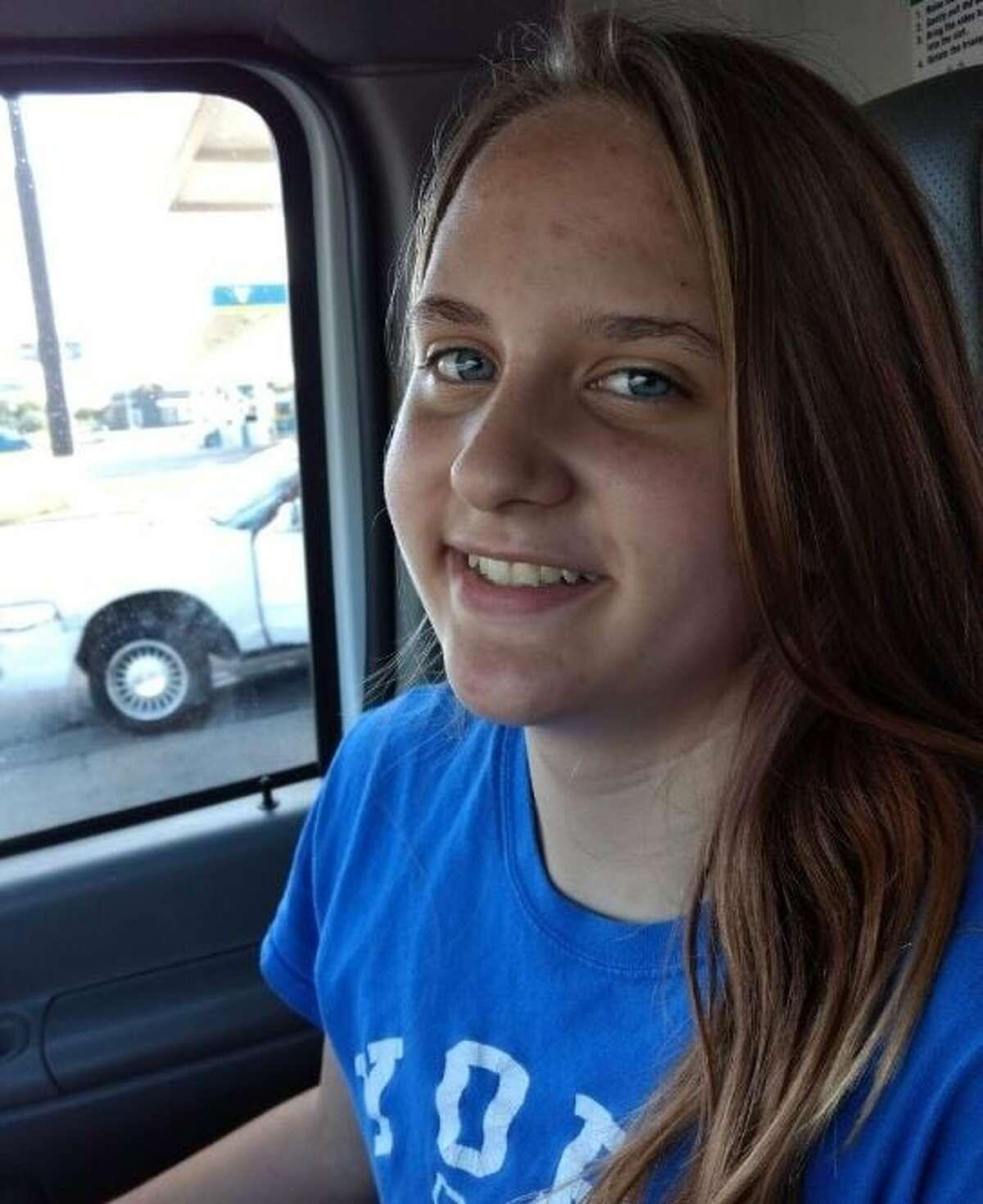 Mackenzie Tubbs, 14, was last seen on Jan. 28.