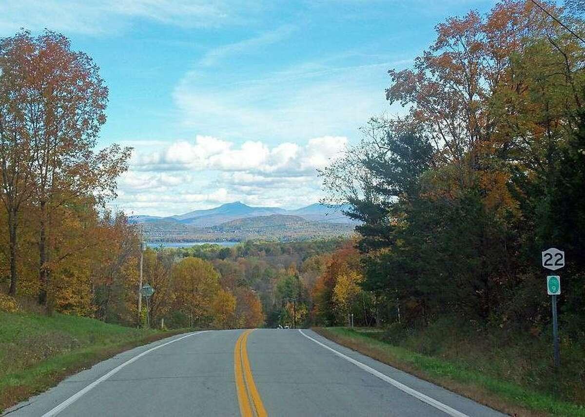 Washington: Garfield County