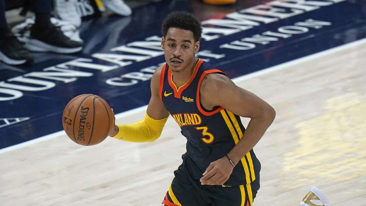 Jordan Poole has seen sporadic playing time with the Warriors and is headed to Florida to again play for Santa Cruz, the team's G League affiliate.