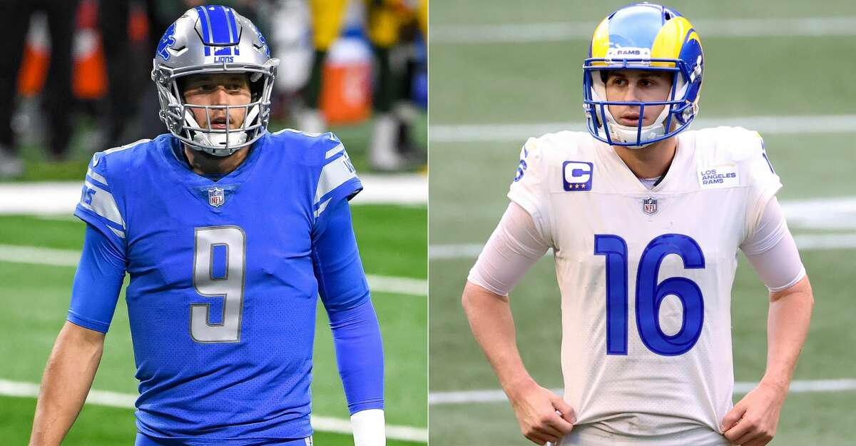 The Lions-Rams trade of quarterbacks Matthew Stafford and Jared Goff might make a potential Deshaun Watson trade more difficult.