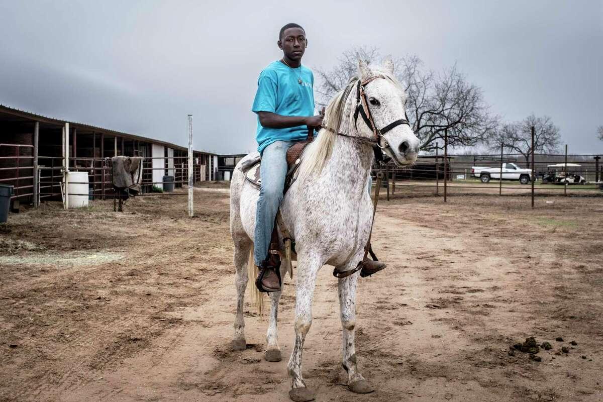 Black cowboys ride tradition in East Bexar