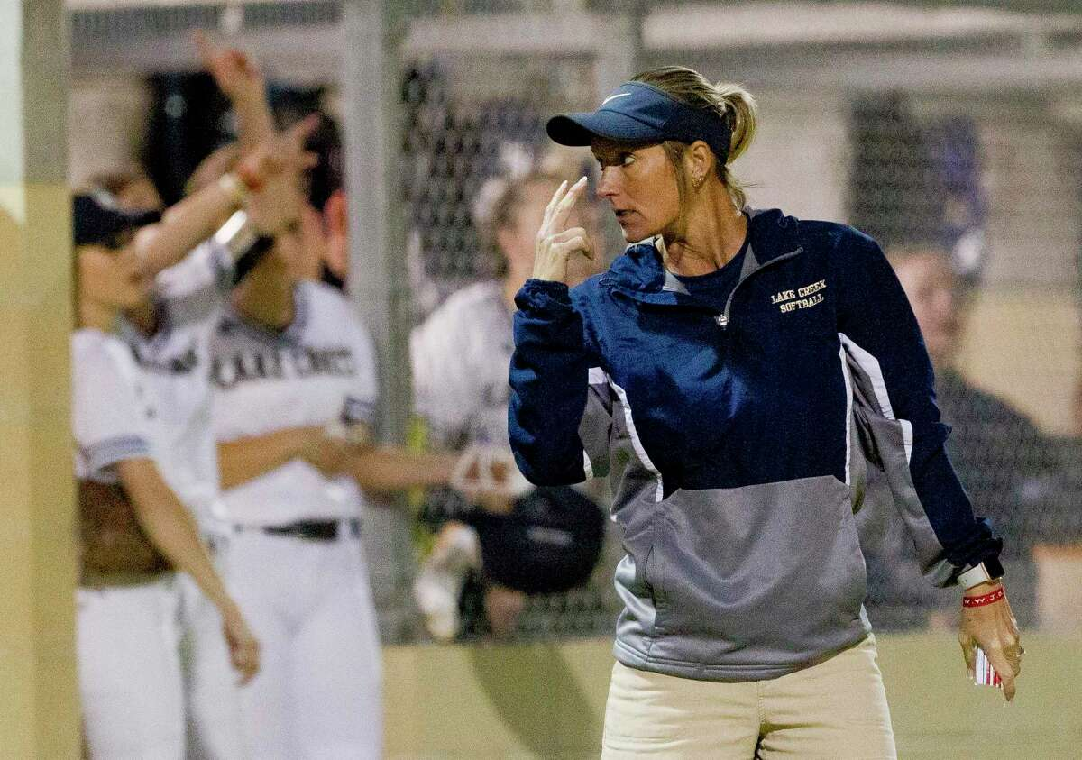 Lake Creek head coach Michelle Rochinski hopes to lead the Lions to the playoffs and beyond.