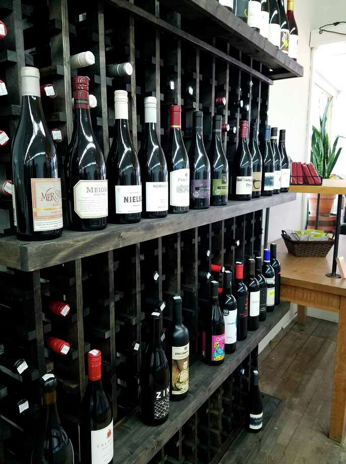 Lynn and Perin in downtown Frankfort has expanded their wine selection to the adjacent building. (Colin Merry/Record Patriot)