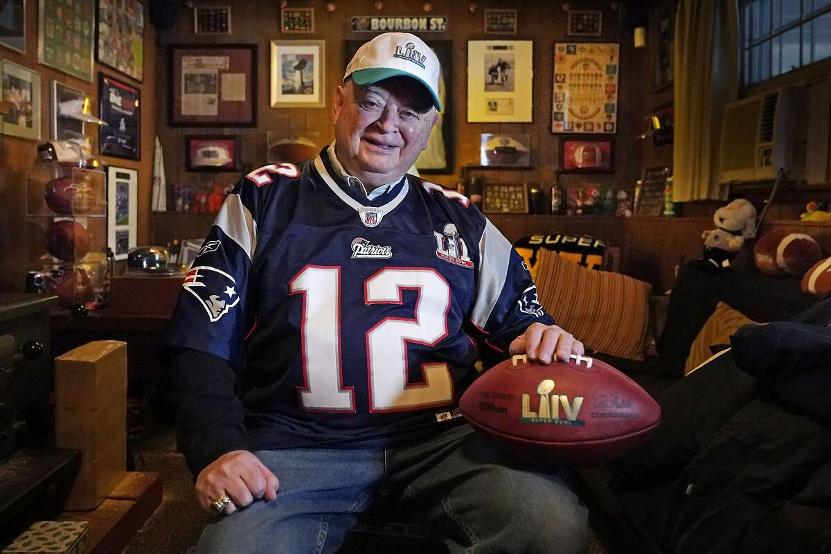 Maine's Don Crisman might have a preferred winner with ex-Pats QB Tom Brady in the game.