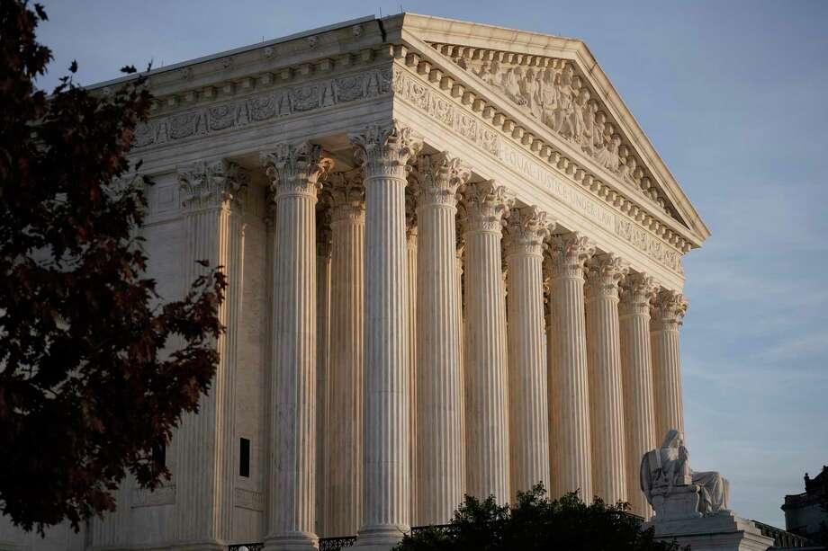 Foto de la Corte Suprema de EEUU el 5 de noviembre de 2020 en Washington. Photo: J. Scott Applewhite /Associated Press / Copyright 2020 The Associated Press. All rights reserved