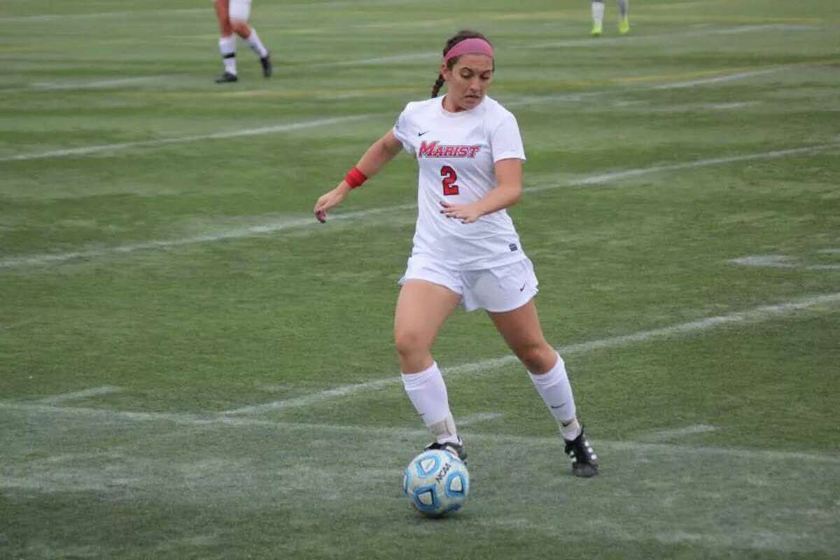 1. I played division I soccer at Marist College.