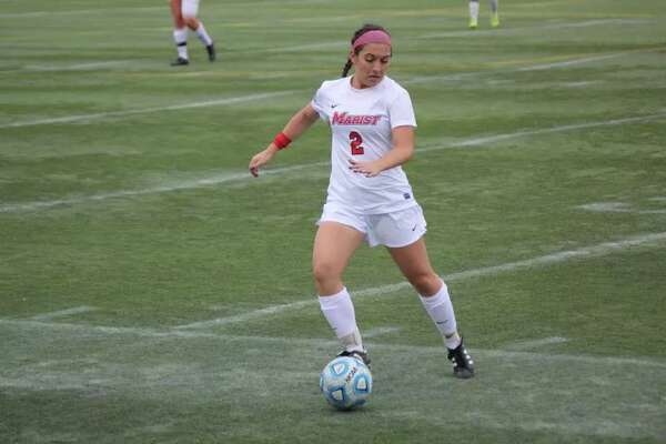 I played division I soccer at Marist College.