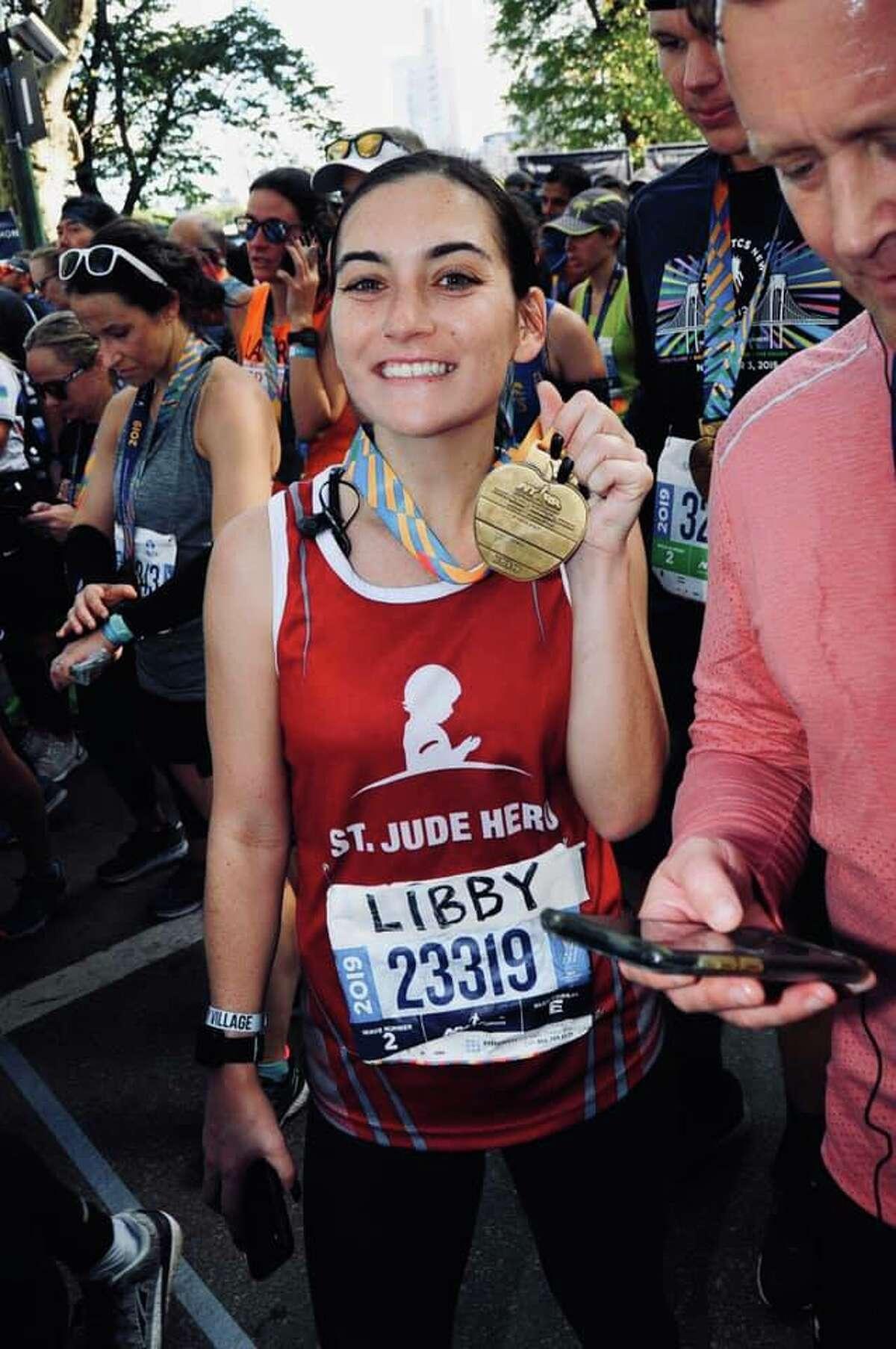 2. I've run three half marathons and two full marathons, the latest being the New York City Marathon in 2019.