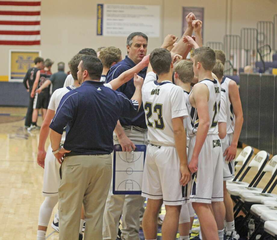 Basketball coaches have been challenged in conducting noncontact practices since Jan. 16. Photo: News Advocate File Photo
