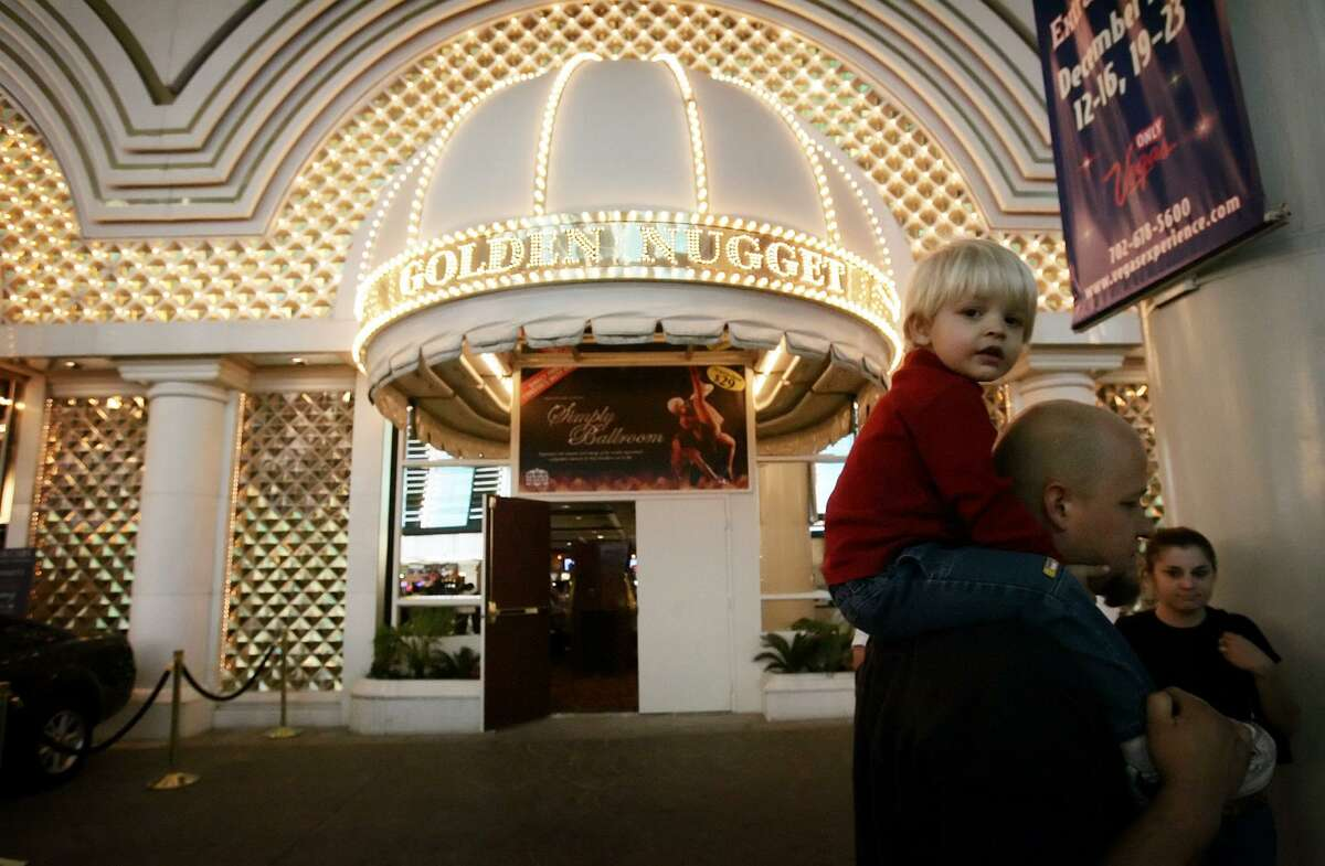 The Golden Nugget in Las Vegas. Tilman Fertitta, owner of the Golden Nugget casinos, Landry's Inc. and the Houston Rockets, said Feb. 1 he would merge his Landry's and Golden Nugget holdings with a 'blank check' company, valuing the business at $6.6 billion. Fertitta will maintain control, the Rockets and other assets are not part of the deal.