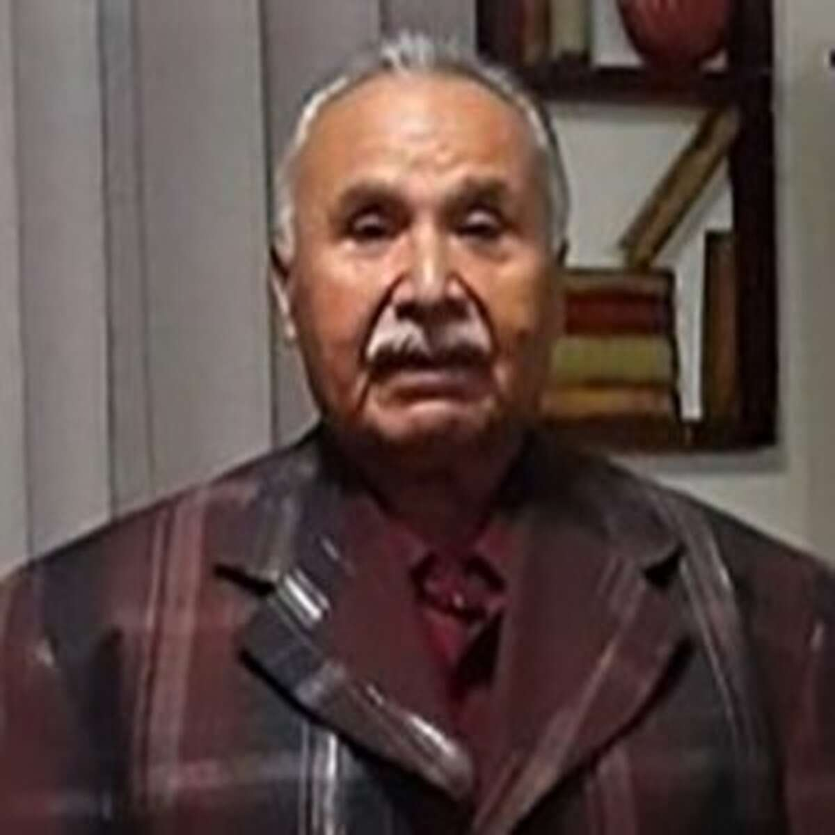 The body of Benito Gutierrez, 75, was found in the Brazos River after he went missing last Thursday from Rosenberg, officials said.
