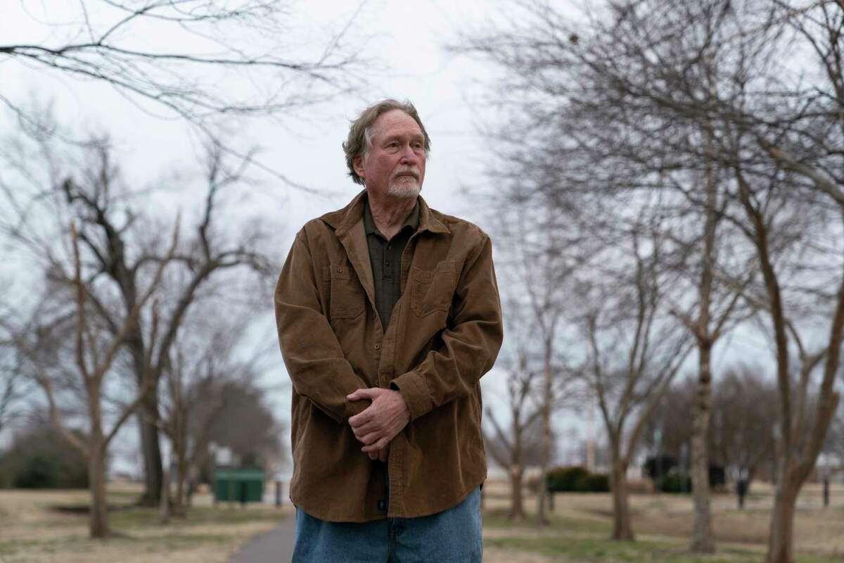 After being vaccinated, Marc Wilson, 70, a retired accountant in Norman, Okla., plans to go back to some activities but not others. must credit: Photo for The Washington Post by Nick Oxford