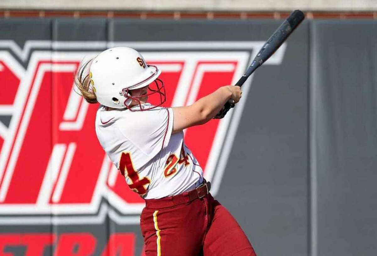 Maddy Fitzgerald, 16 hits shy of 1,000 in two seasons, wants to make up this spring for losing her junior year.