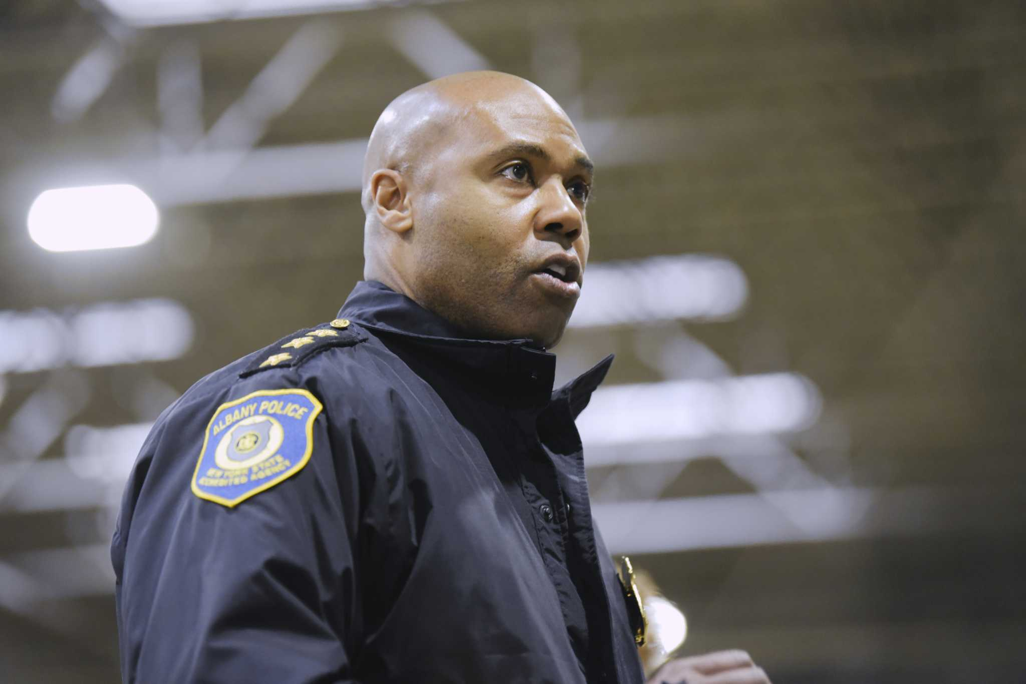 Finalist for Akron job, Albany police chief appears in virtual forum