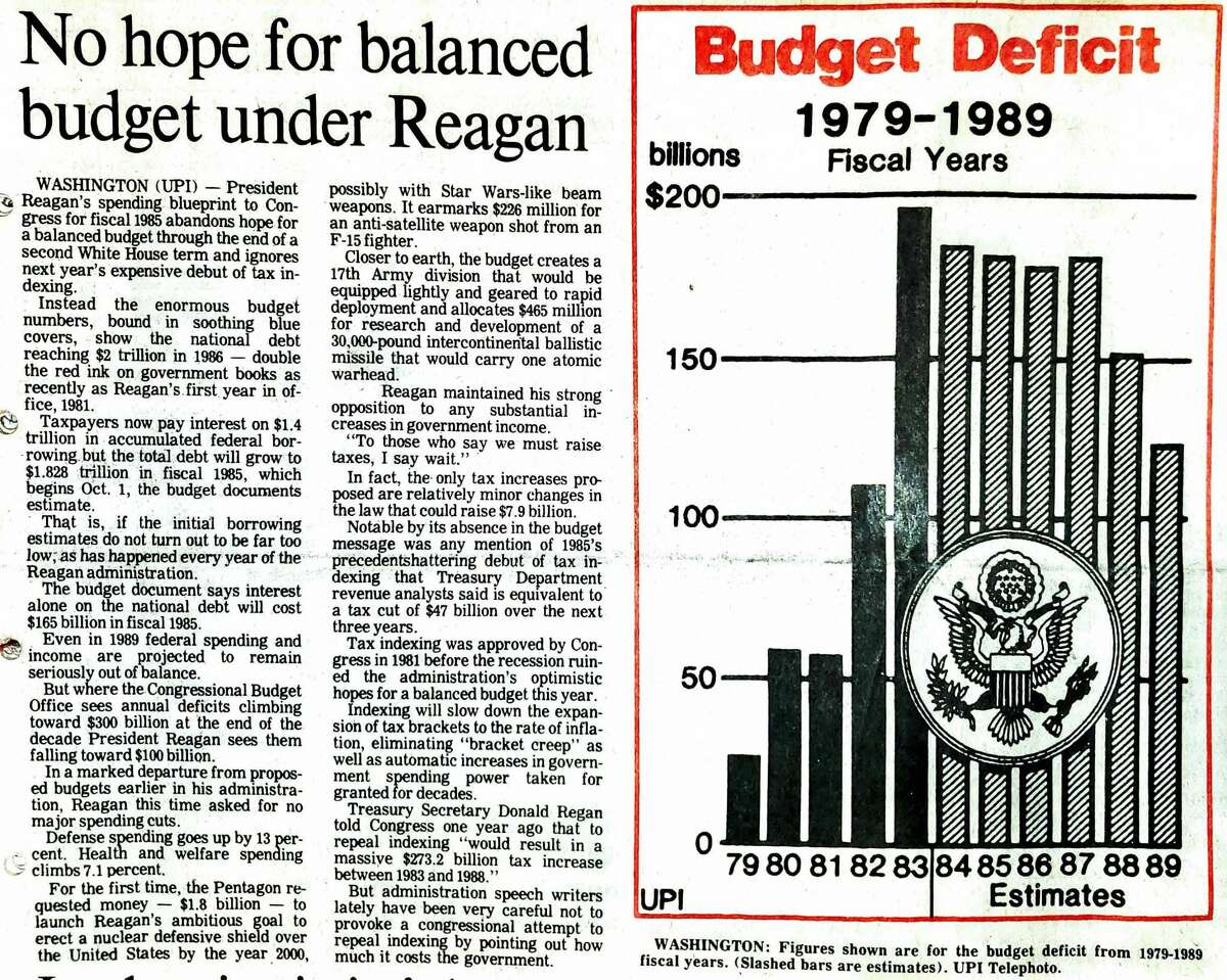 For this week's Tribune Throwback we take a look in the archives from February 1984.