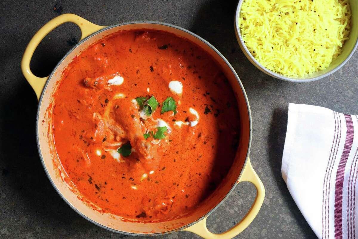 Homestyle butter chicken from chef Anita Jaisinghani