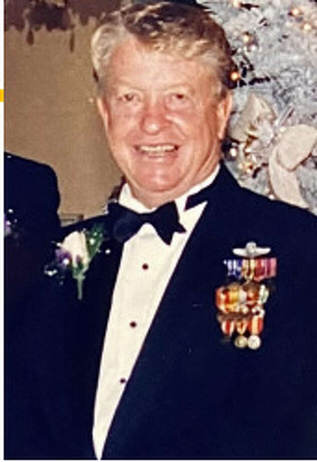 Col. Rodney B. Henney, the final commander of the Laredo Air Force Base Photo: Courtesy Photo