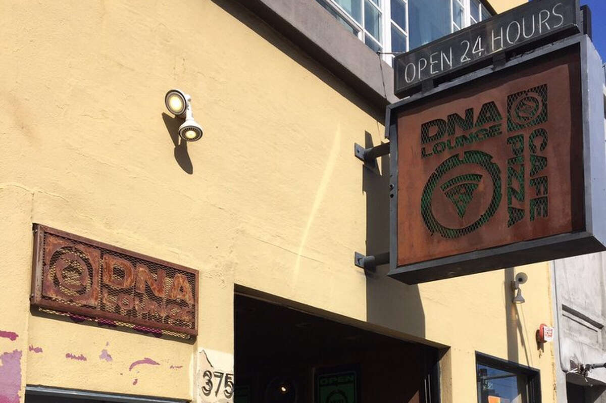 San Francisco nightclub DNA Lounge, at 375 11th St., has sent a cease-and-desist letter to a new D.C. club using the same name.