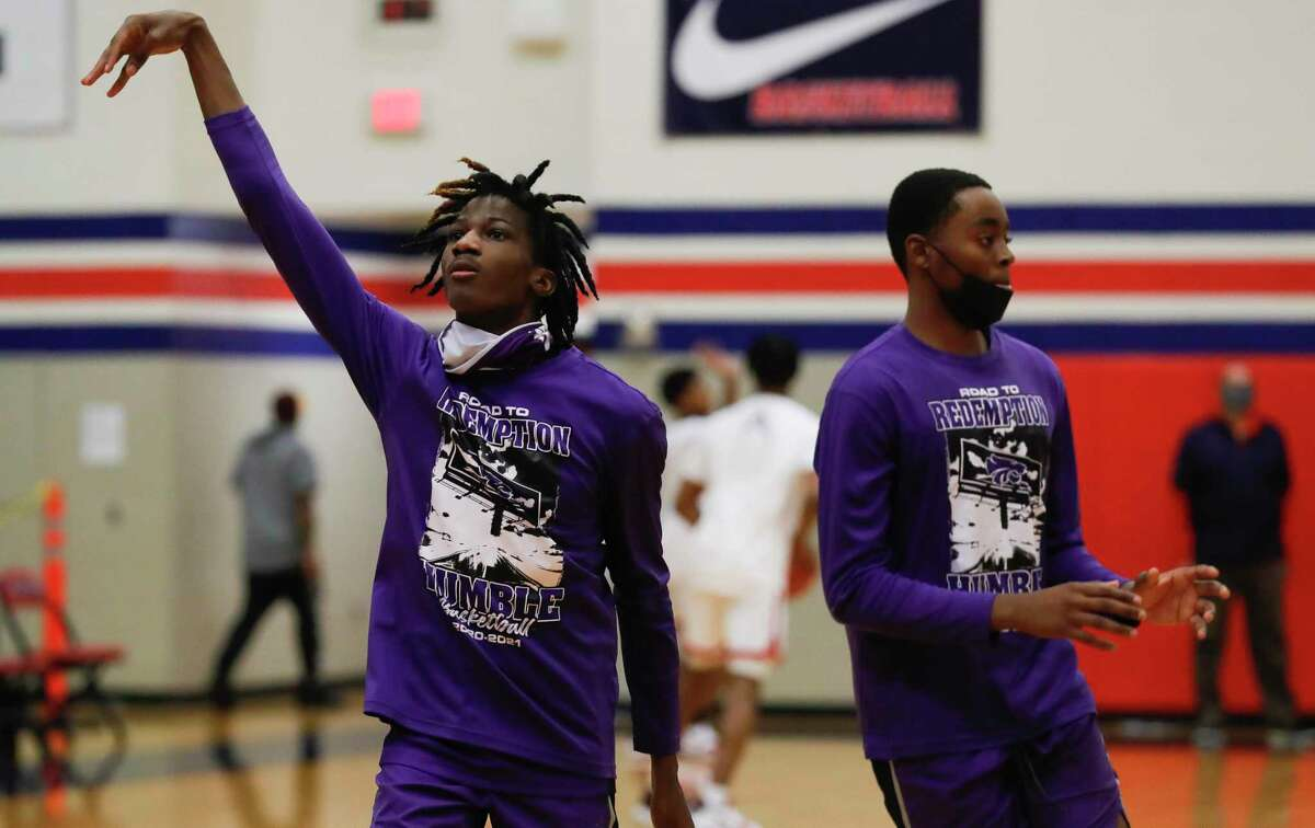 """After missing the playoffs for the first time in 26 years last year, Humble's mantra this year has been """"Road to Redemption."""""""