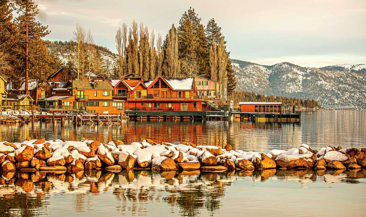 Properties at North Lake Tahoe are seeing an all-time high demand from Bay Area clients looking for a unique change.
