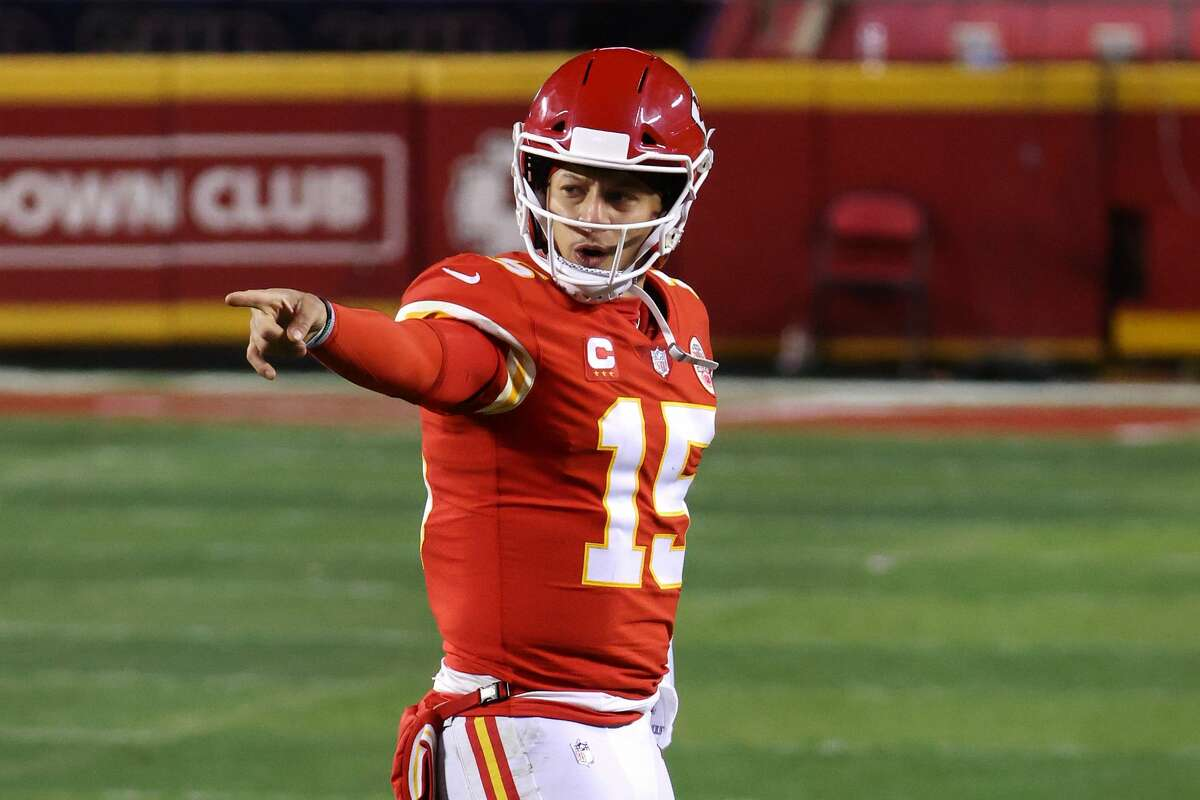 Patrick Mahomes is looking for his second straight title.