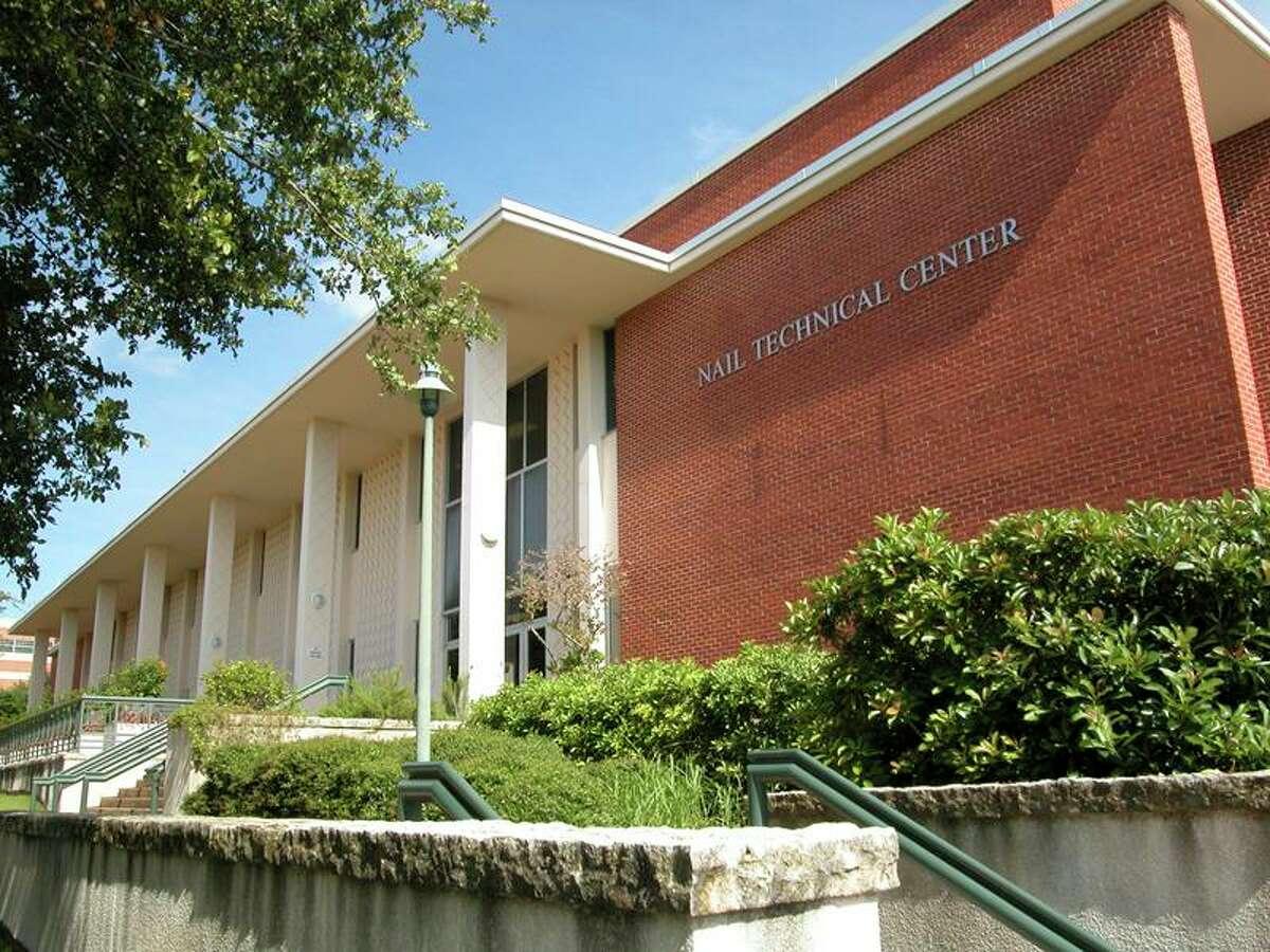 San Antonio College's Nail Center houses the school's cybersecurity program