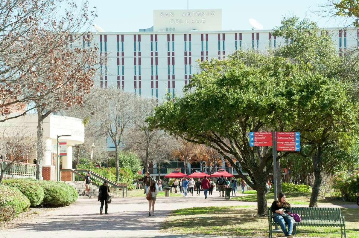 San Antonio College campus