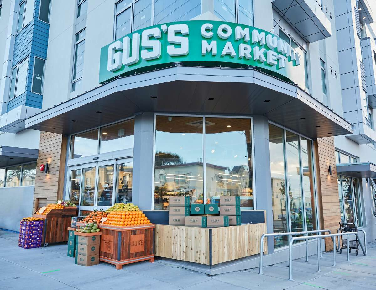 The attack took place outside of a Gus's in San Francisco's Mission Bay neighborhood.