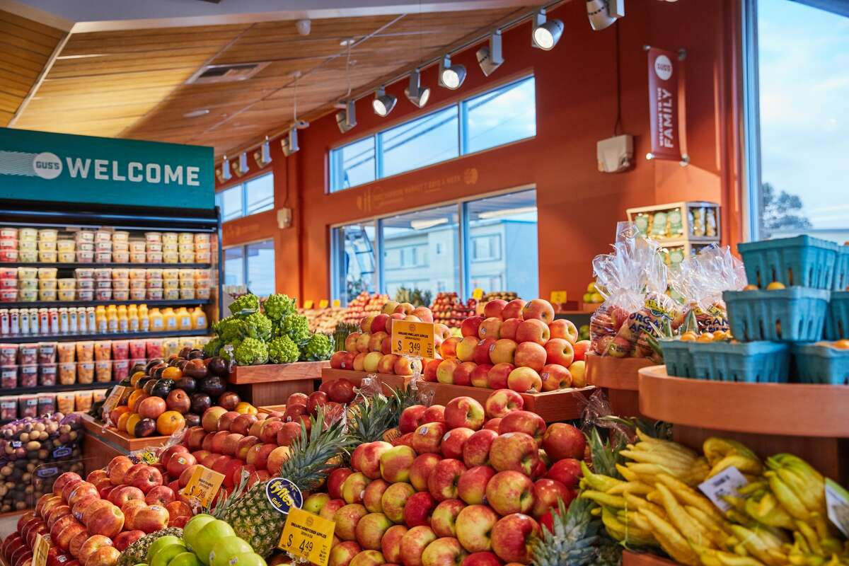 Gus's Community Market debuted a new location at 3701 Noriega St. in San Francisco.