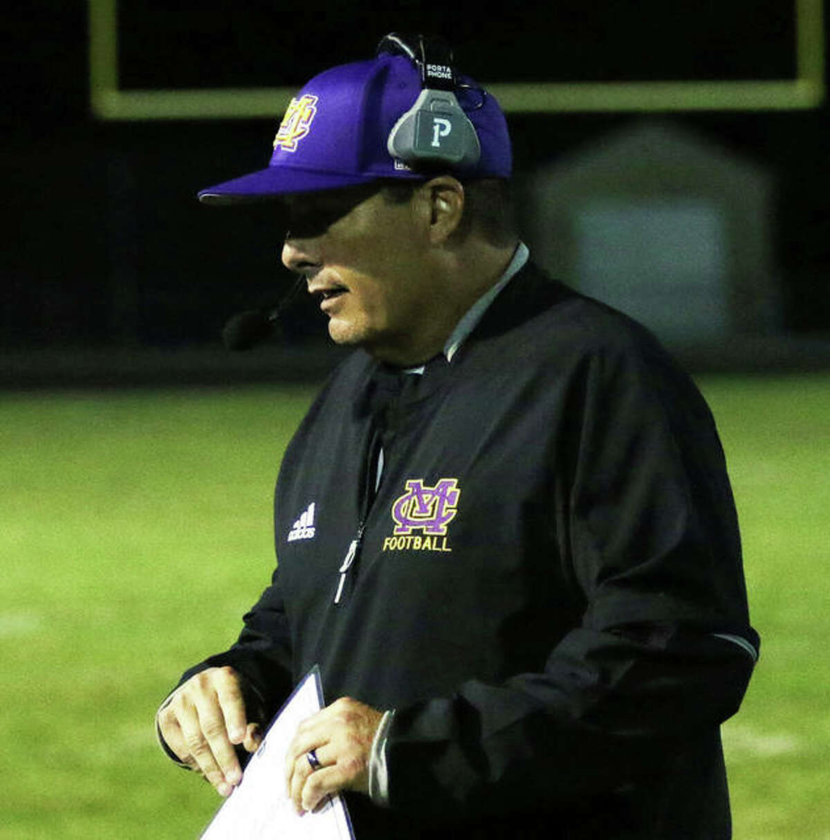 CM coach Mike Parmentier's Eagles will open the 2021 spring season at Waterloo before opening at home in Week 2 against Jersey under the Mississippi Valley Conference's new Bowl Series format announced Monday.