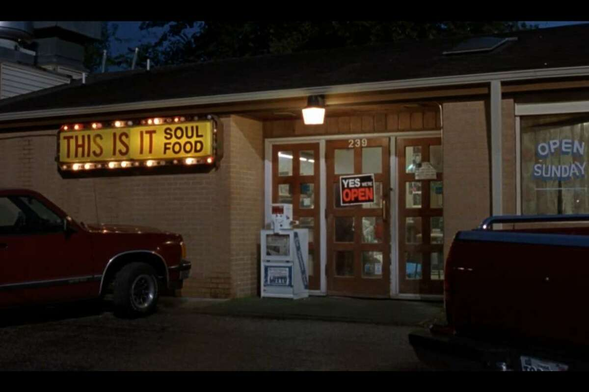 The Original location of This Is It Soul Food.