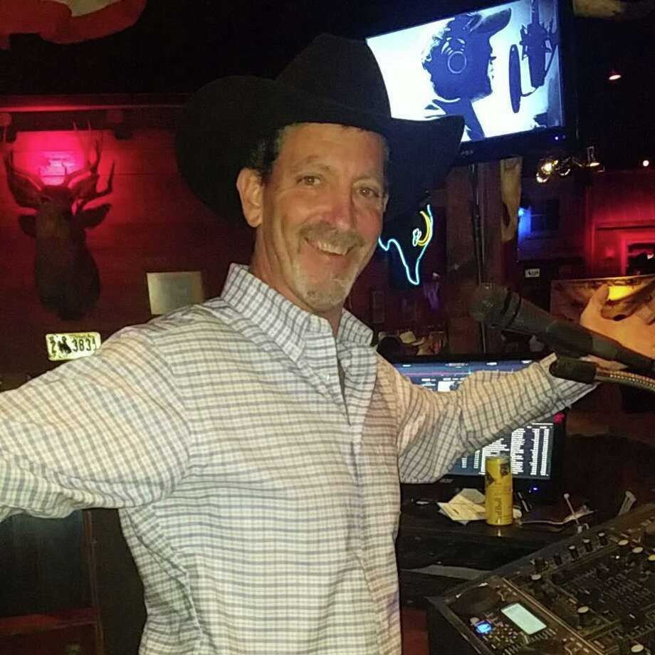 "After a long DJ career in Houston, Lake Conroe resident Mike Bilansky now hosts a weekly radio show ""Dance Time in Texas"" that features a countdown of the top Texas Red Dirt songs packing the dance floors. Photo: Courtesy Photo"
