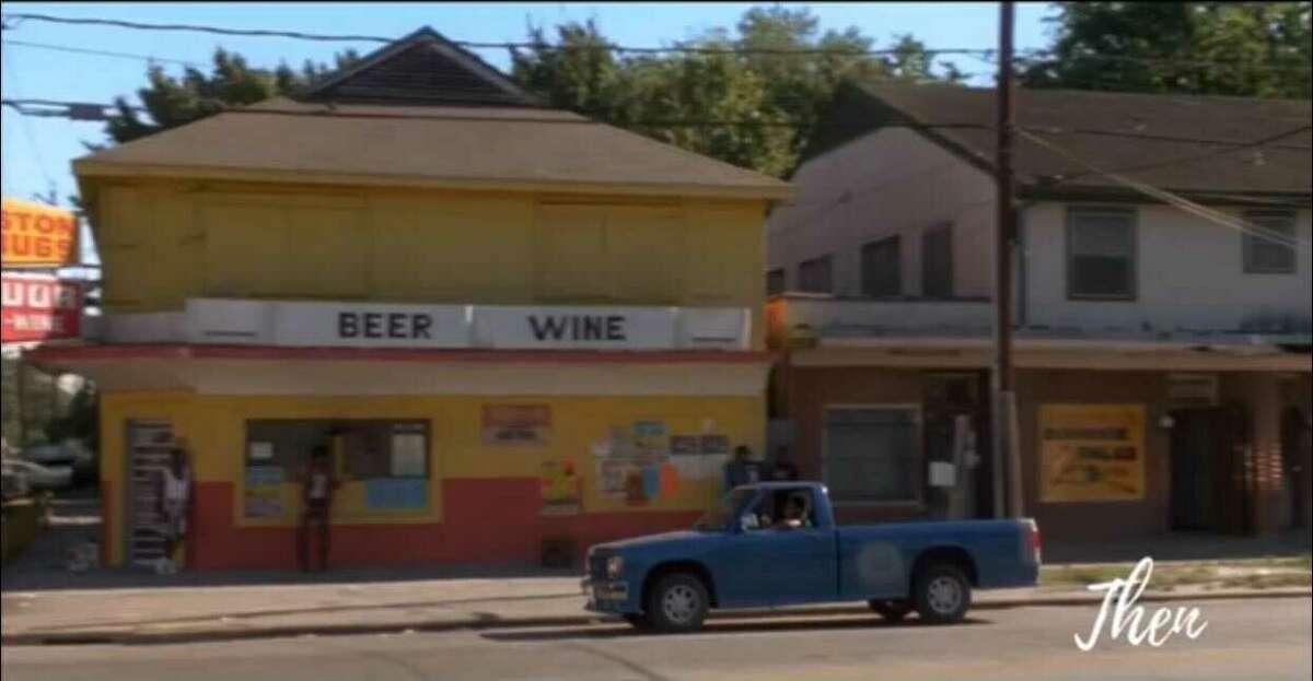Ralston's Liquor in Houston, in Jason's Lyric.