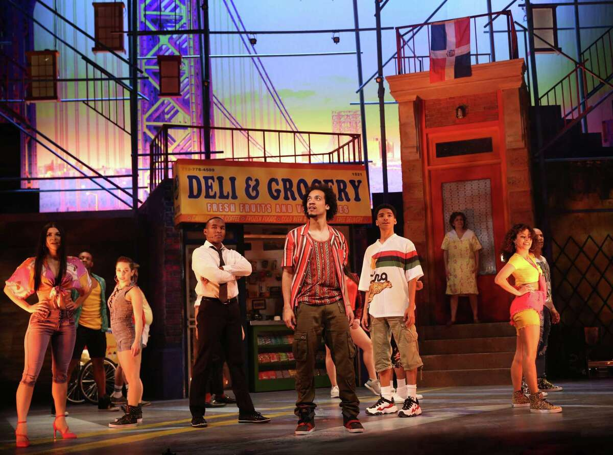 """Westport Country Playhouse's 2019 production of """"In the Heights."""""""