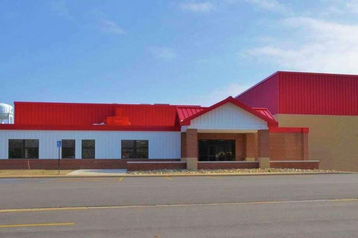 Caseville Public School. (Tribune File Photo)