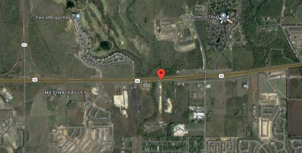 Officials have identified the man who died after he was run over by an 18-wheeler Monday morning on the West Side. The map shows the approximate location of the incident.