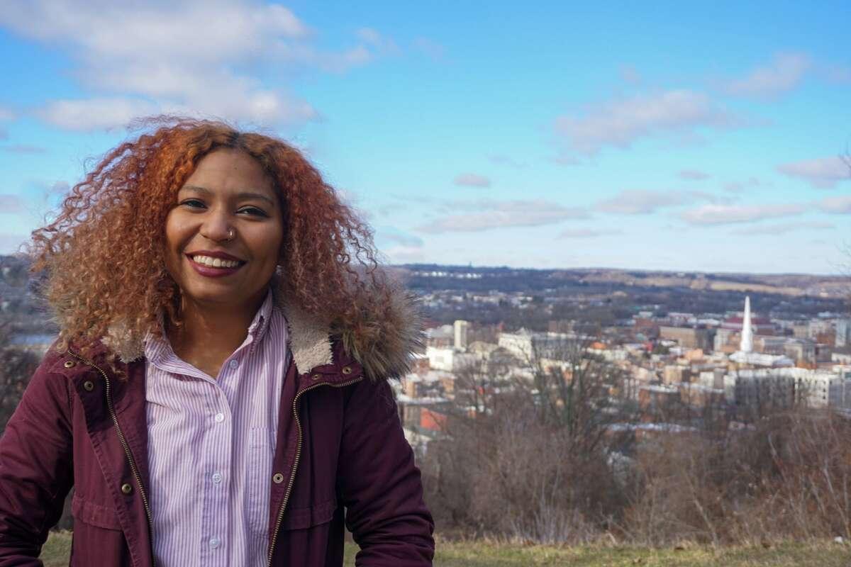 Kiani Conley-Wilson is seeking endorsements to run for Troy City Council in 2021.