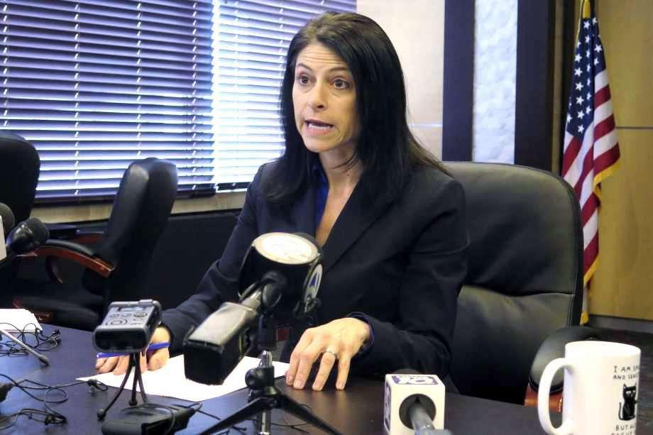 Michigan Attorney General Dana Nessel Photo: Associate Press, File