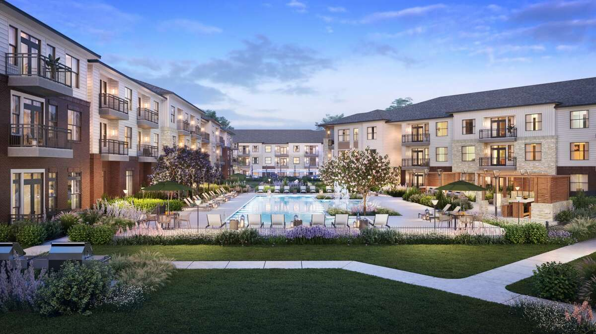 The Waterview, a 295-unit apartment community at Waterview Town Center in Richmond, is planned to open in the first quarter of 2022. The project is being developed by a joint venture of Houston-based Read King Commercial Real Estate and Austin-based Wayfinder Real Estate.