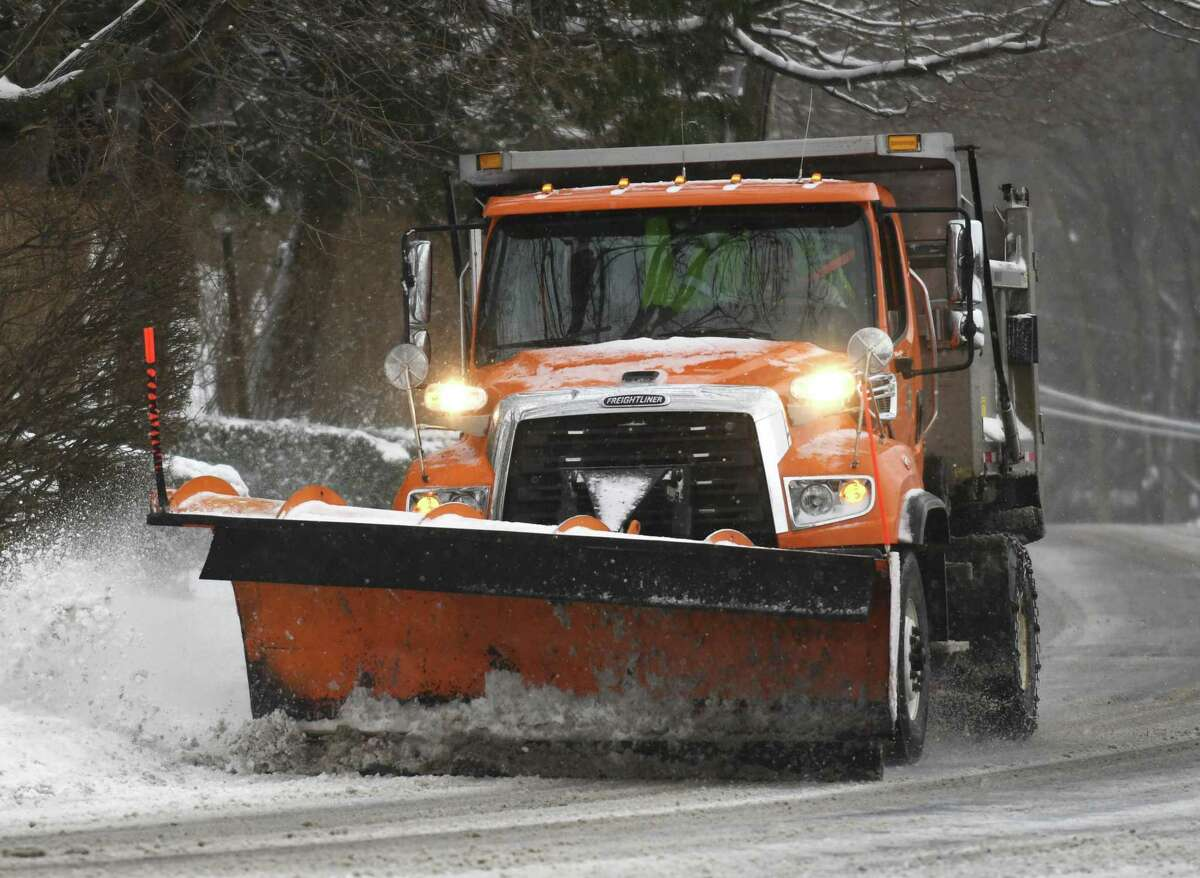 Snow plows were on the road for more than 24 hours during the blizzard and now the cleanup work is about to begin.