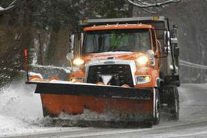 More snow is expected on Sunday so the Board of Selectmen have declared a snow emergency in town restricting street parking so that snow plows can clear roads.