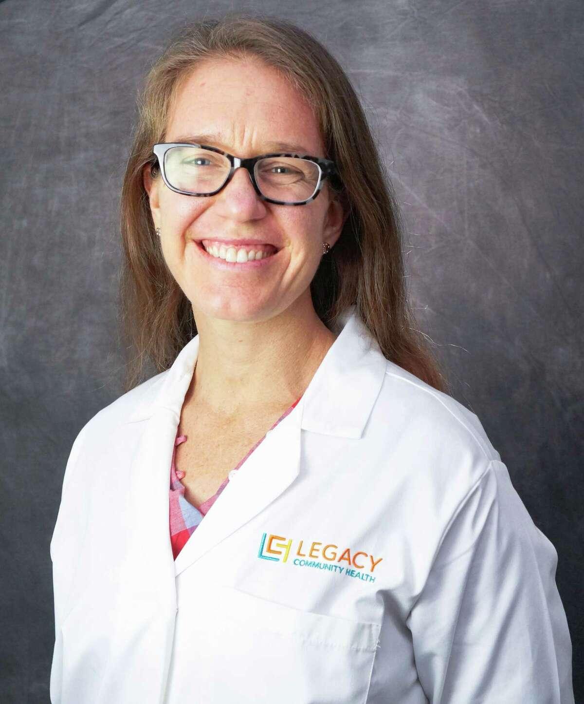 Dr. Amelia Averyt, Legacy Community Health