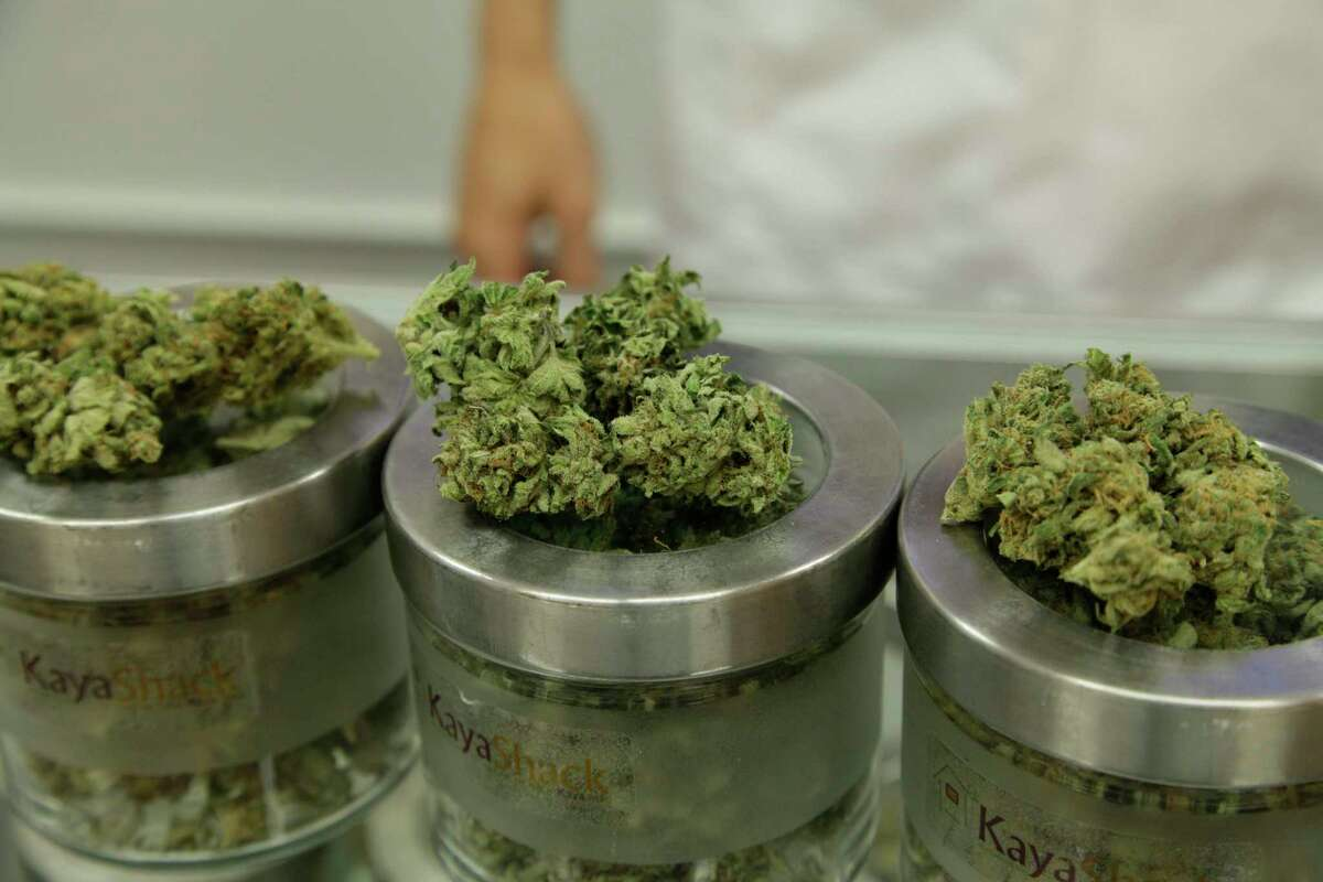 The long-negotiated legislation for legal adult-use marijuana was up for votes in the state House on Wednesday.