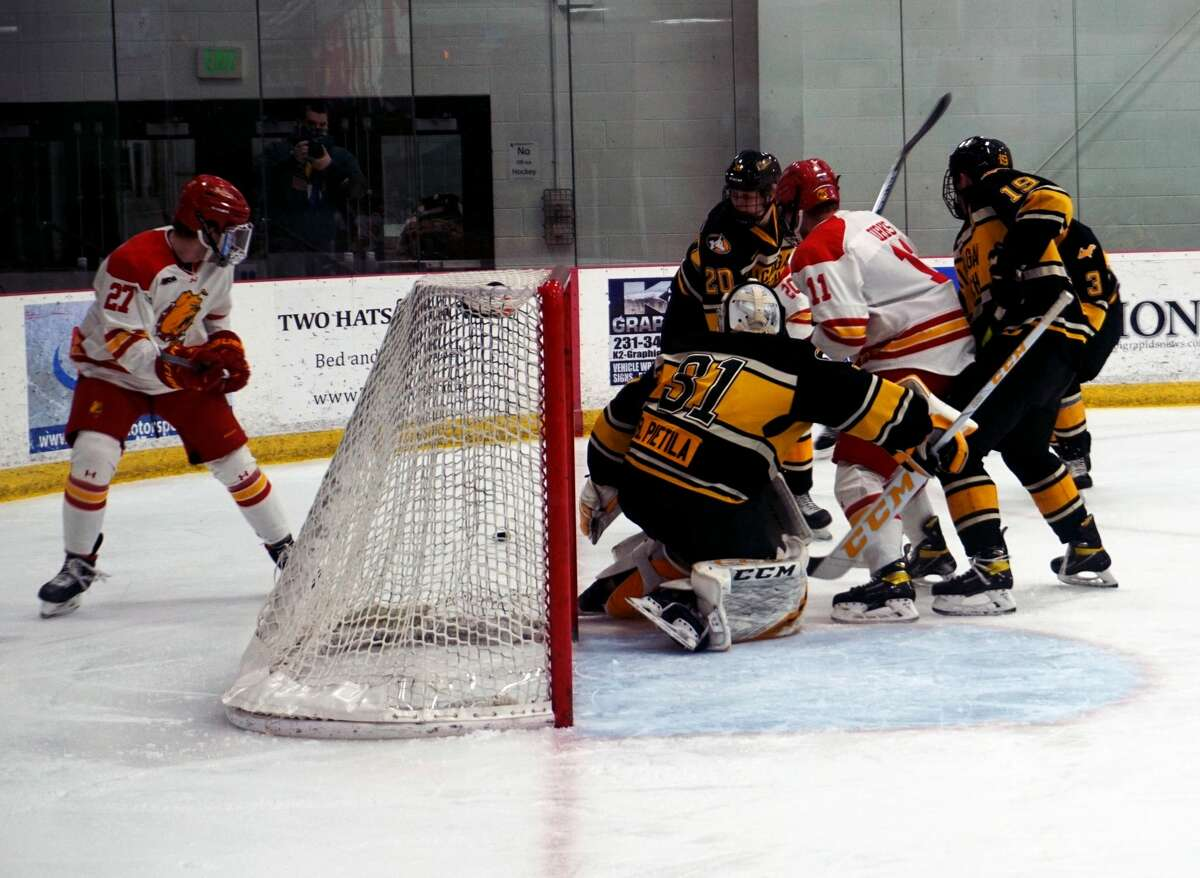 Ferris State's hockey team was taken down 6-4 by Michigan Tech on Tuesday evening at Ewigleben Ice Arena.