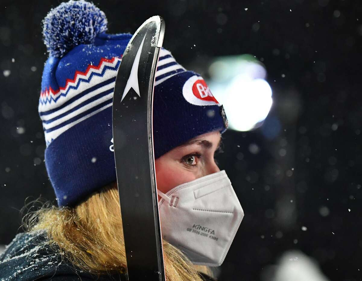 American skier Mikaela Shiffrin plans to ski in four events at next week's worlds.